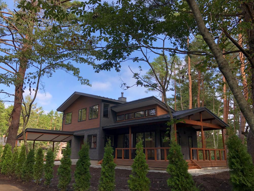 山中湖 別荘